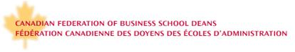 CFBSD - Canadian Federation of Business School Deans